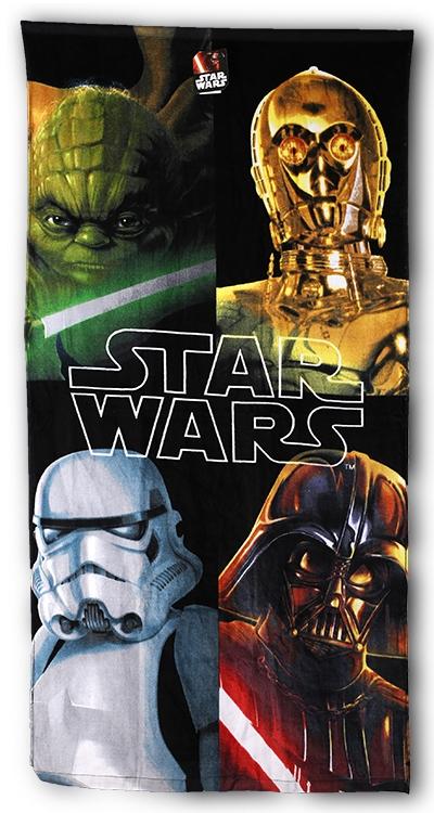 Setino Froté osuška Star Wars 70x140 cm
