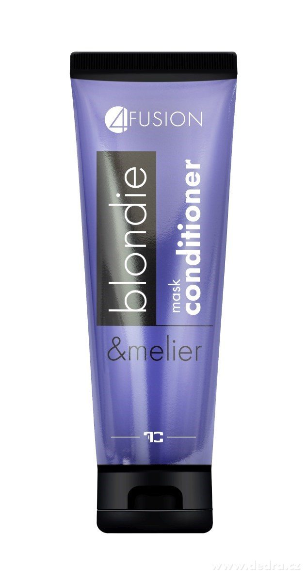 Dedra 4 fusion kondicionér blondie&melier 200 ml