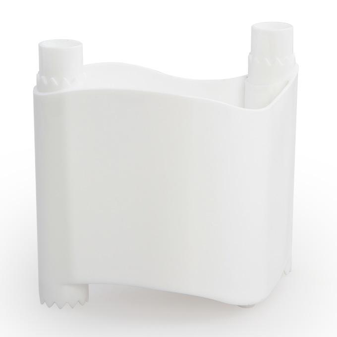 Dedra Bylinková stěna stohovatelný květináč bílý, plastový