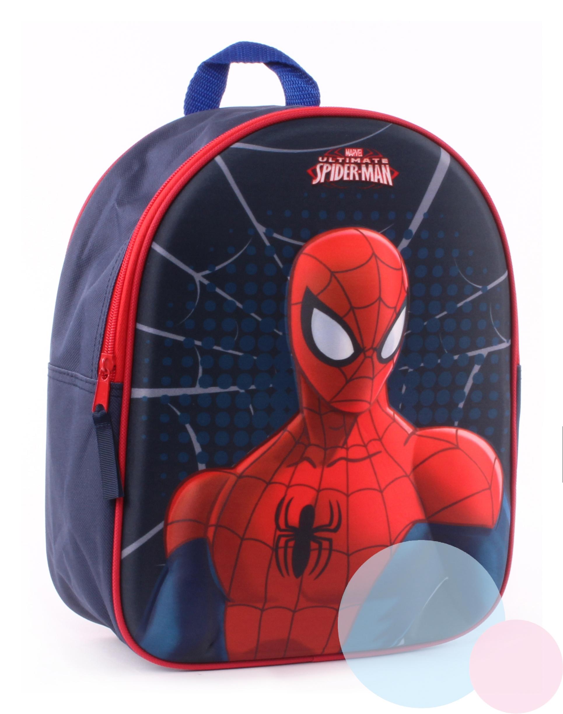 Vadobag 3D Batoh Spiderman