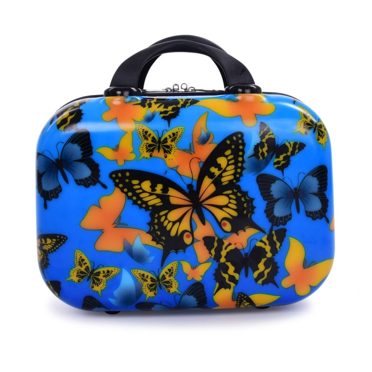 Dedra Kufr příruční větší Butterflies 37 x 17 x 30 cm