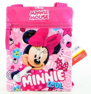 Růžová kabelka Minnie