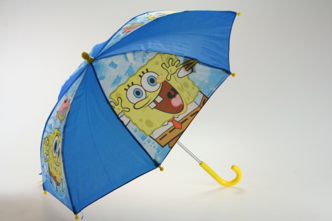 Chanos Dětský deštník Spongebob