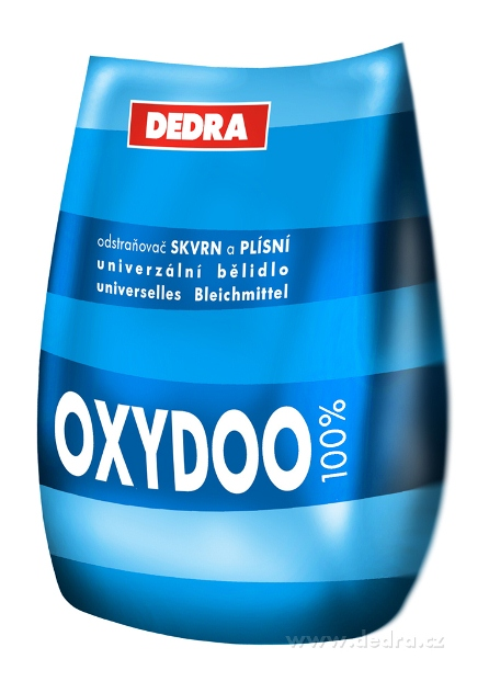 DEDRA OXYDOO 800 g univerzální bělidlo