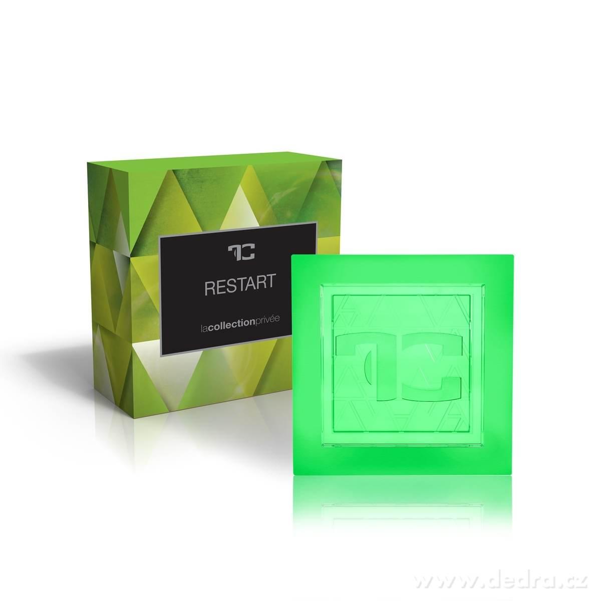 Dedra Přírodní glycerinové mýdlo Restart la collection privée 90 g