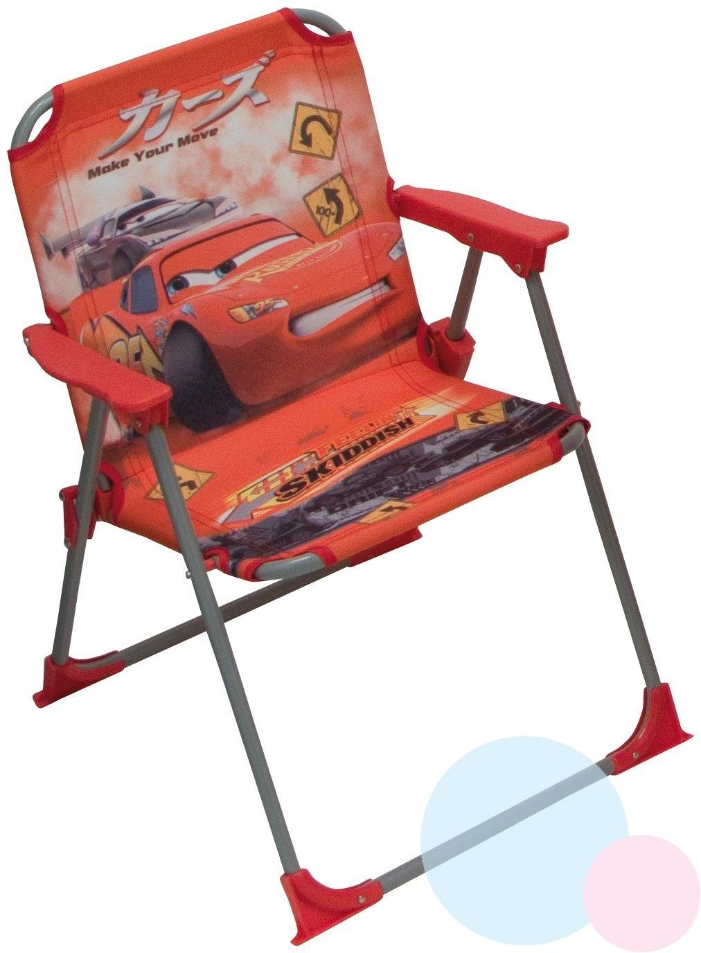 Adritex Skládací židle, křeslo Cars, Auta