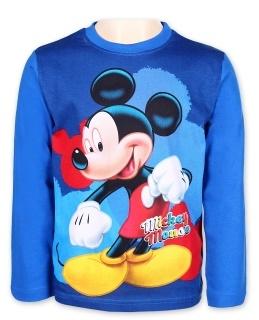Setino Triko s dlouhým rukávem Mickey Mouse