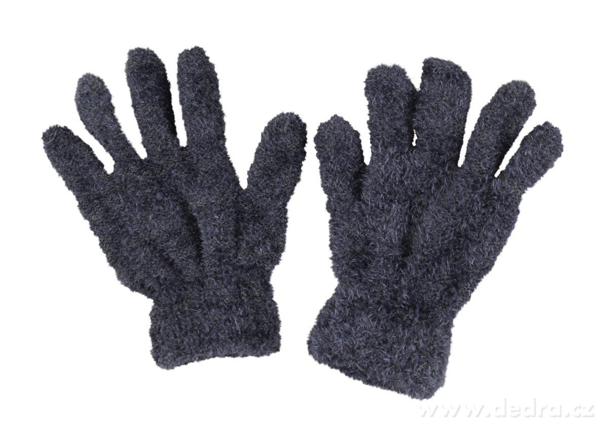 c8be2a2ec72 Dedra Žinylkové rukavice hřejivé více barev