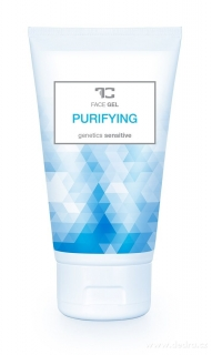 Dedra Čisticí pleťový krém Purifying genetics sensitive, 150 ml