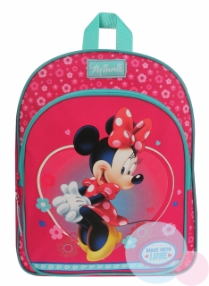 Vadobag  Batoh Minnie Mouse s kapsou