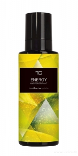 Dedra Antiperspirant spray energy,  na bázi kamence 200 ml