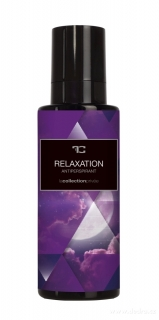 Dedra Antiperspirant spray relaxation,  na bázi kamence 200 ml