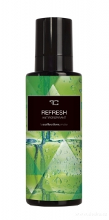 Dedra Antiperspirant spray refresh,  na bázi kamence 200 ml