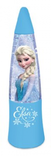 Sun City LED lampička Frozen Elsa