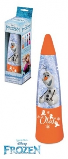 Sun City LED lampička Frozen Olaf
