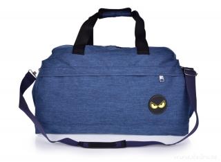 3d8e07e96b4d Dedra Rebelito® sportovní taška Sport   Weekender modrá melange empty