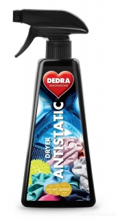 Dryer Antistatic 500 ml  do sušičky Dedra