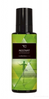 Dedra Antiperspirant spray restart,  na bázi kamence 200 ml