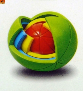 Puzzle ball - 3D hlavolam