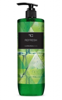 Dedra Shower cream refresh La collection privée 500 ml